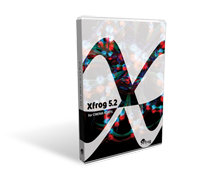Xfrog 5.2 for Cinema 4D
