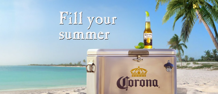 "Corona – ""Cooler Box"""