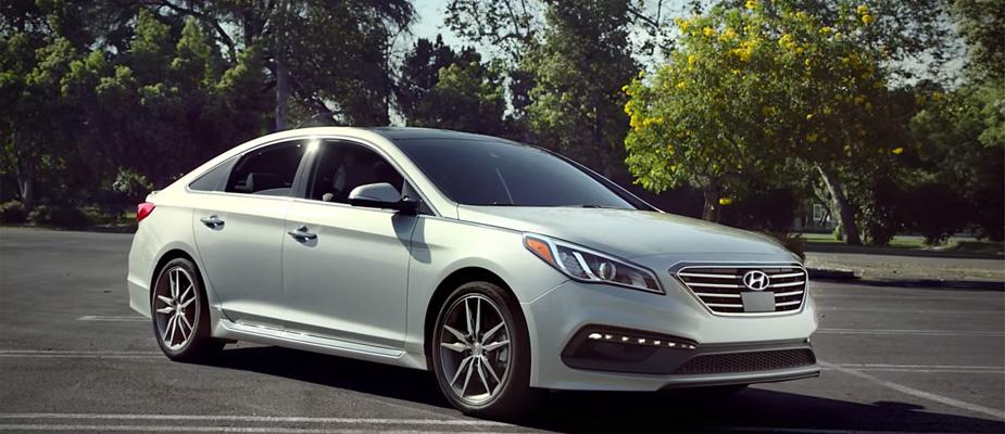"Hyundai 2015 Sonata – ""Family Racer"""