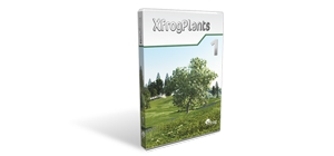 XfrogPlants Volume 1