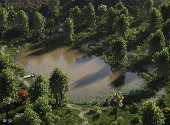 Tickler's Pond - Danny Gordon