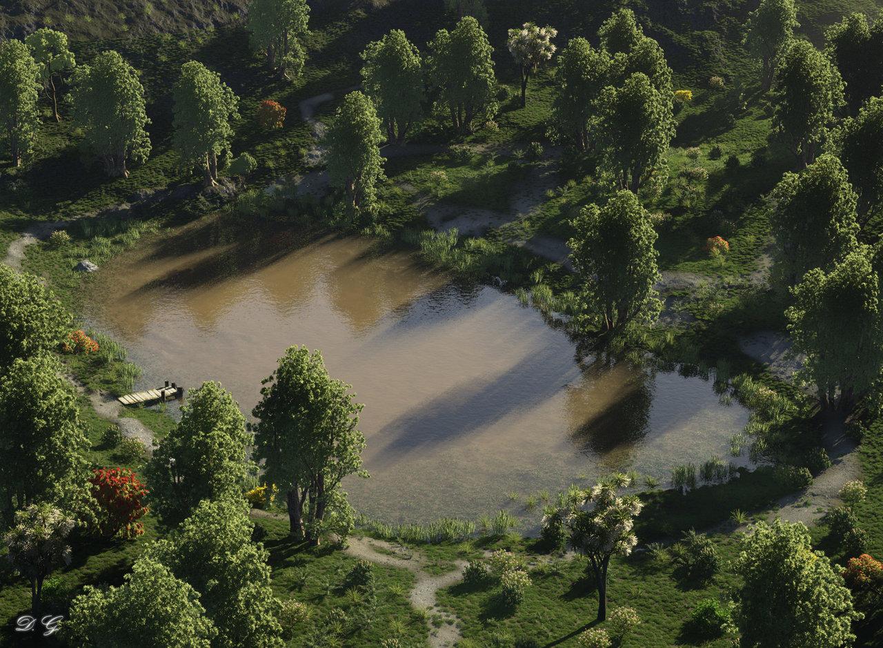 Download 150 Free 3D Plants !