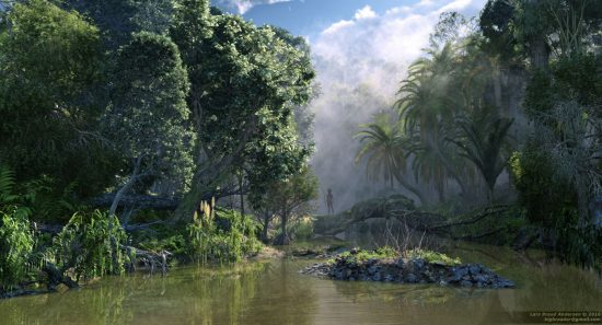 Jungle River Lars Braad Andersen