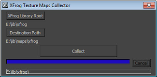 xfrog_collector