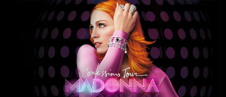 Madonna's Confessions Tour by SOLID