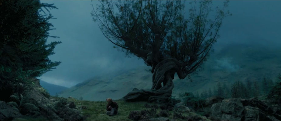 Harry Potter's Whomping Willow by MPC